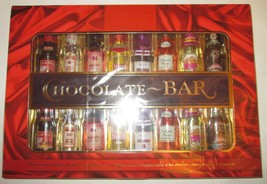 Chocolate Bar - chocolate candy with liquor - 8 varieties-Set Liqueur 24... - $22.50