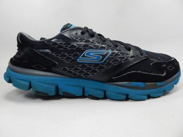 Skechers Go Run Ride Size US 13 M (D) EU 47 Men's Running Shoes Black