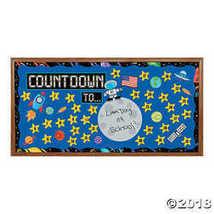Countdown Bulletin Board Set - $14.99
