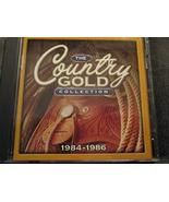 Time-Life Country Gold:Collection 1984-1986 [Audio CD] - $29.69