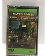 David Bowie ‎The Rise And Fall Of Ziggy Stardust 1973 RCA Victor ‎Casset... - $142.45