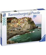 Ravensburger Cinque Terre, Italy 2000 Piece Jigsaw Puzzle for Adults – S... - $42.44