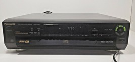 Panasonic DVD-CV50 DVD Video  CD/CD Player 5 Disc Changer..Tested W/Remote image 1