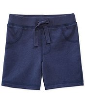 First Impressions Pull-On Shorts, Baby Boys Navy Nautical 18 Months - $9.90