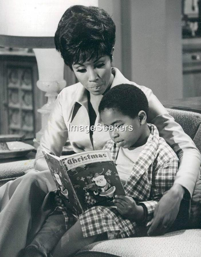 Diahann Carroll JULIA tv show 4 x 6 publicity reprint photo