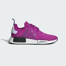 Adidas Originals Women's Knit Upper pINK NMD_R1 Running Shoes BD8027 - $120.37