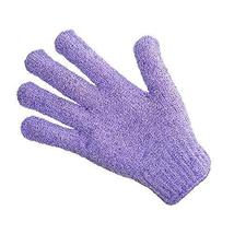 2 Pairs Cleansing Scrubber Bath Mitts Exfoliating Gloves Shower Gloves