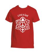 Coexist Peace and Harmony T-Shirt - $22.99