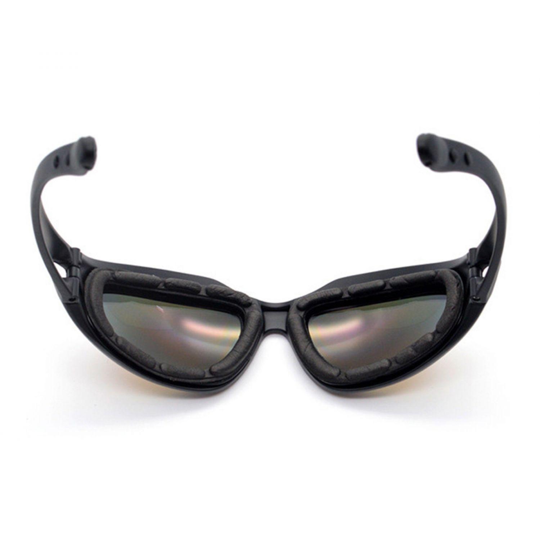 ba848938e3 Daisy C5 Sunglasses Polarized Army Goggles Military 4 Lens Kit Mens Desert  Sport