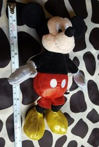 TY Beanie Buddy Disney Sparkle Mickey Mouse Plush • Pre-owned • Nice Condition - $12.16