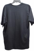NWOT New Vintage Men's Stussy Brand Design Black Sz. L T-Shirt image 3