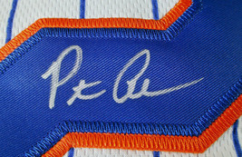 PETE ALONSO / NEW YORK METS / AUTOGRAPHED METS PRO STYLE BASEBALL JERSEY / COA image 4