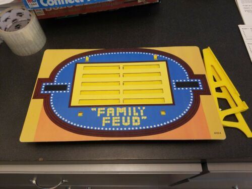 Primary image for Milton Bradley - Family Feud Board Game 2nd Edition replacement pieces