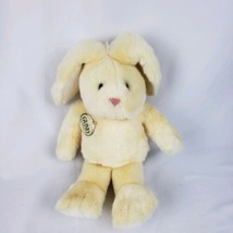 1989 Gund Yellow Bunny Rabbit  Vintage Vtg Easter #11 - $11.88