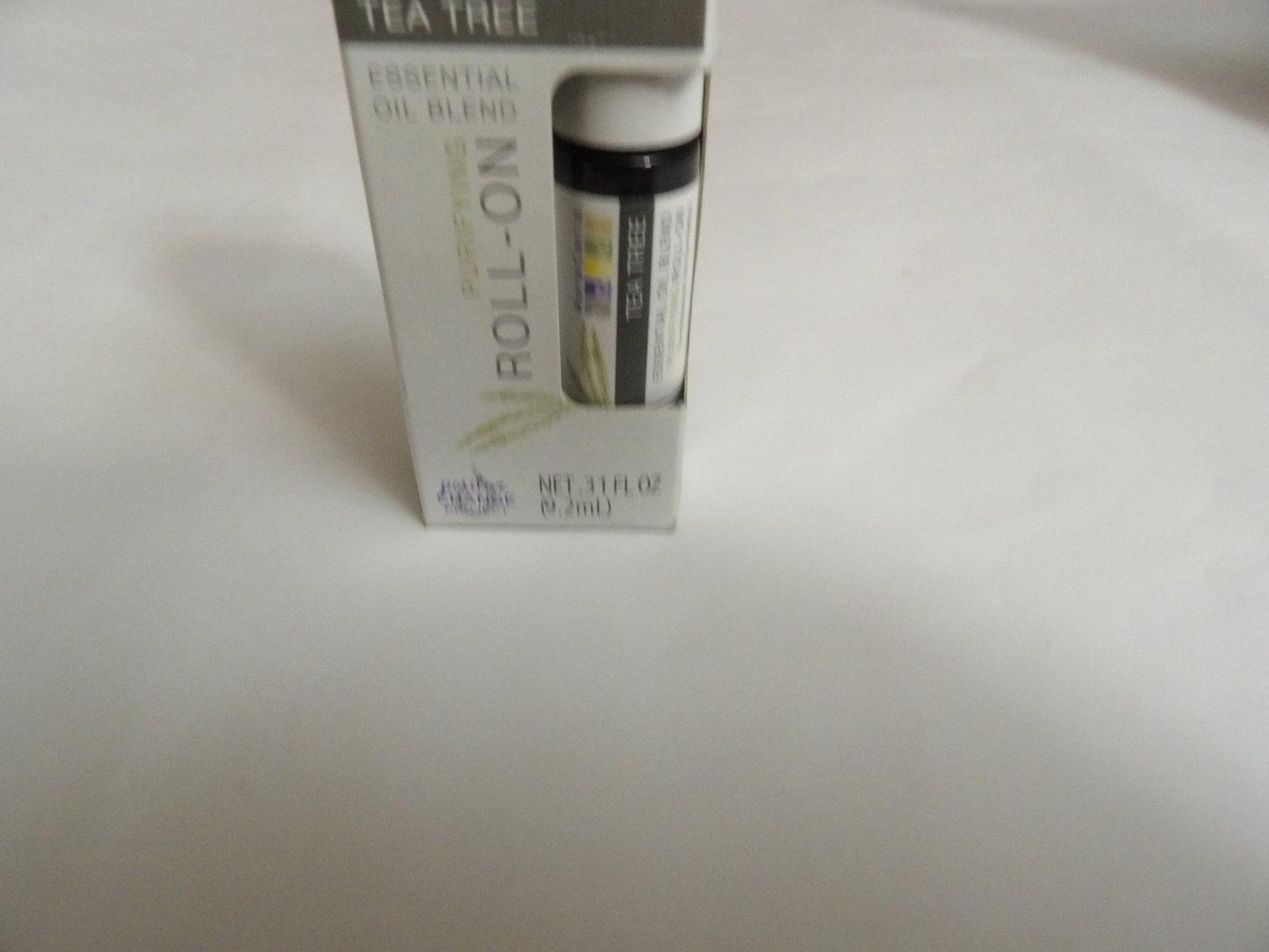 Aura Cacia Tea Tree Oil Blend Roll-On 9.2ml - $12.00
