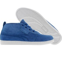 $74.99 Puma Hawthorne Mid (snorkel blue / white) 351287-05 - $64.98
