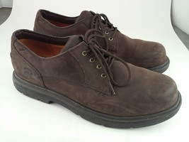 Timberland Brown Smart Comfort Casual Oxford Shoes Mens - $31.52