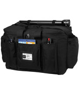 Black Extra Large Equipment Gear Bag for Police Law Enforcement - $67.99
