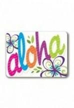 Neuf Hawaiian Réfrigérateur Souvenir AIMANT~ Gras Aloha & Fleur Boite #1... - $7.28