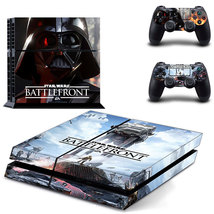 Star wars battlefront all ps4 decal sticker for console & controllers skin - $15.00