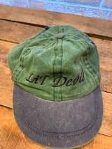 Lil Demonio Snapback Bambino Neonato Cappello - $10.39