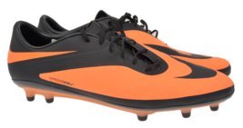 NIKE Hyper Venom Sz 13 EU 47.5 Orange Soccer Football Mens Cleats 599075... - $30.99