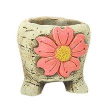 Koala Superstore 2 Pcs Ceramics Succulent Plant Pots Small Garden Pots C... - $18.23