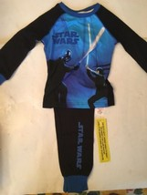 Star Wars Kids Pajama Outfit Set 4-5 Years - $13.54