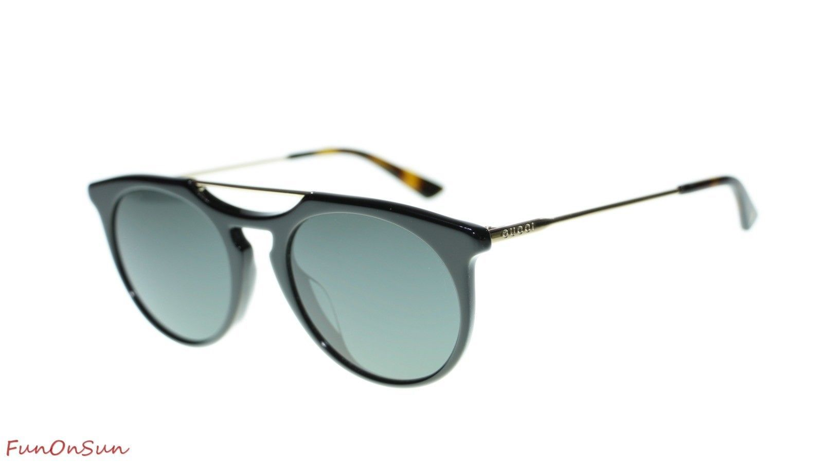 9749f0816f NEW Gucci Men Sunglasses GG0320S 001 Black and 50 similar items. 10