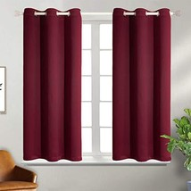 BGment Blackout Curtains for Bedroom - Grommet Thermal Insulated Room Da... - $21.10