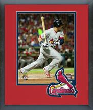 Jon Jay Cardinals Game 3 of the 2011 World Series - 11x14 Matted/Framed Photo - $43.95