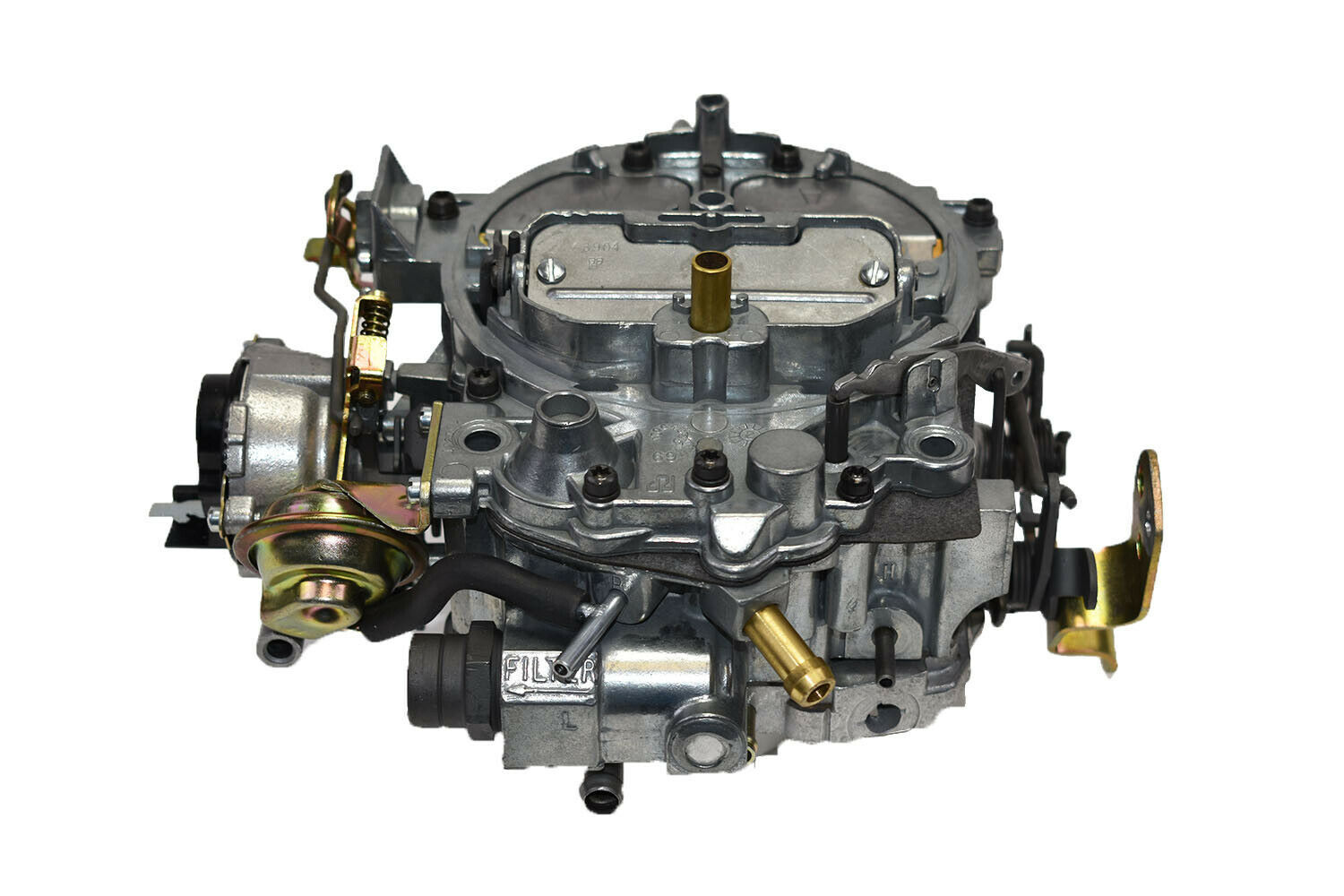 1910 Remanufactured Rochester Quadrajet Carburetor 850 CFM Hi-Perf 454-502 BBC