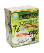 Super Dieter's Herbal Tea, Natural Herbal Dietary Supplement 36 Tea Bags... - $16.99