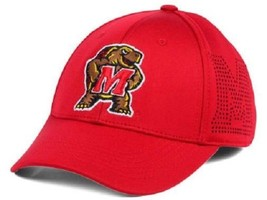 """Maryland Terrapins NCAA TOW """"Rails"""" Stretch Fitted Hat - $16.78"""