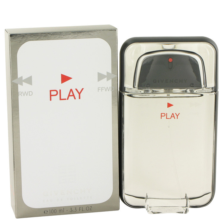 Givenchy Play Cologne 3.3 Oz Eau De Toilette Spray