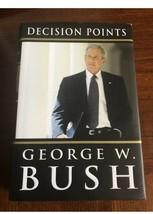 Decision Points Hardcover George W Bush - $64.35