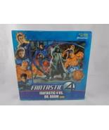 Fantastic 4 Vs Dr Doom Board Game Pressman 2005 - $6.95