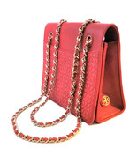 Tory Burch Bryant Medium Bag Red Stone - $650.00