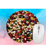 Jelly Belly Jelly Beans Fun Colorful   Mouse pad - $6.80