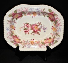 """Copeland Spode Aster Gadroon 9.5"""" Oval Vegetable Bowl, England - $45.00"""