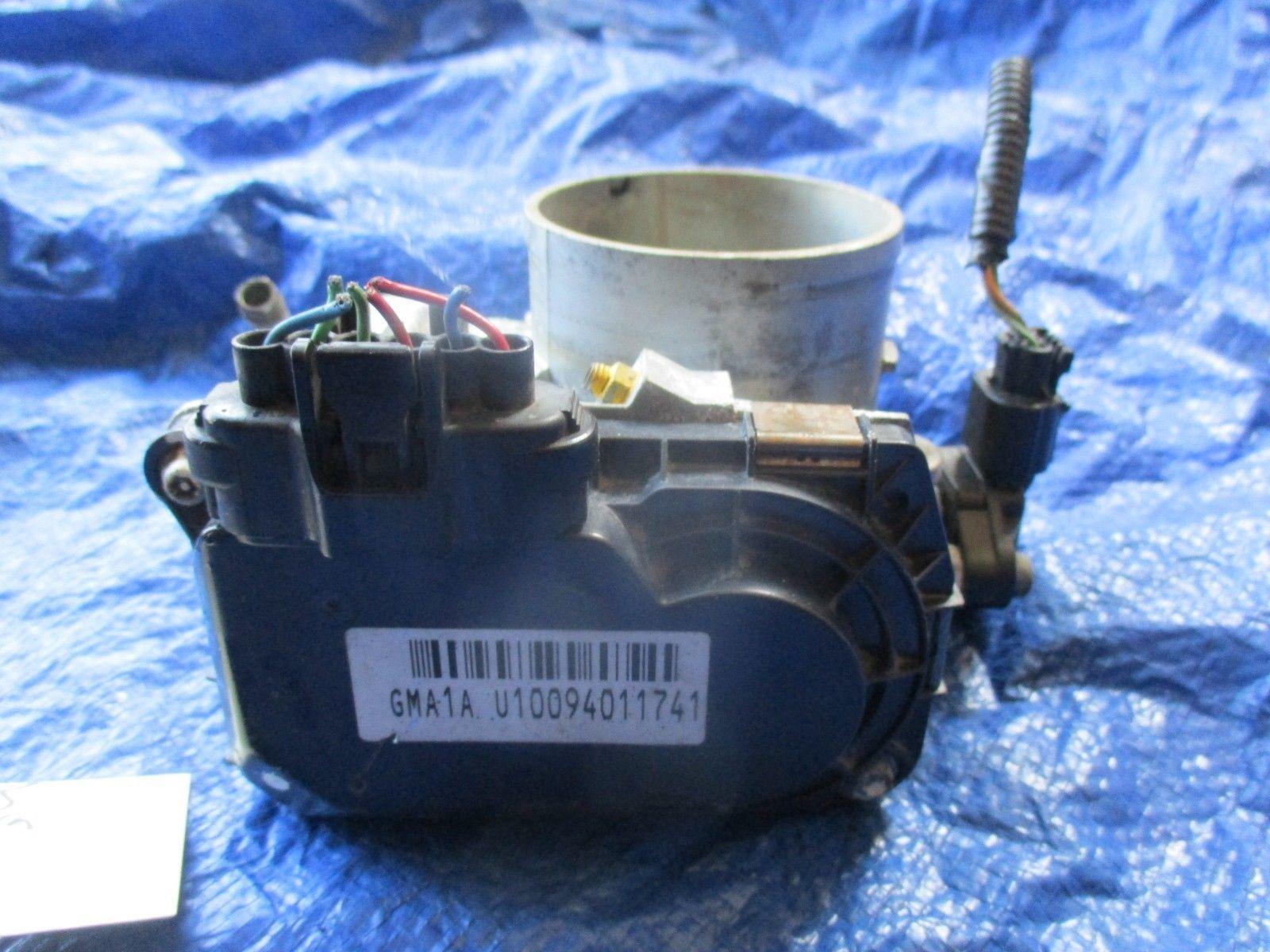 04-06 Acura TL J32A3 VTEC throttle body assembly engine motor OEM RDA V6 GMA1A