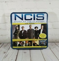 NCIS The Game 2010 Board Game by Pressman In Tin Box - NEW AND SEALED - $19.17