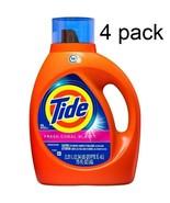 Tide Pods Stain Remover Coral Blast Scent Liquid Detergent 75 fl. oz. 4 ... - $58.00