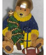 US Naval Academy Navy Midshipmen Football Bear Memory Company - $19.99