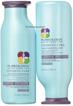 PUREOLOGY Strength Cure Shampoo & Conditioner Duo 8.5oz / 250ml  ***NEW*** - $49.50