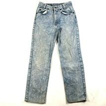 Vintage Levi's Boys 26x26 Orange Tab Classic Fit Distressed Straight Leg... - $28.05