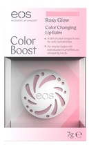 EOS Color Boost Lip Balm Rosy Glow 7g - $13.40