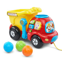VTech  Drop & Go Dump Truck, Infant Toy, Dump Truck, Great Christmas Pre... - $18.69