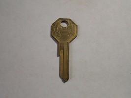 Vintage Star key blank for 1966 Buick ignition, HBR2, H1098LA, B10 - $7.00