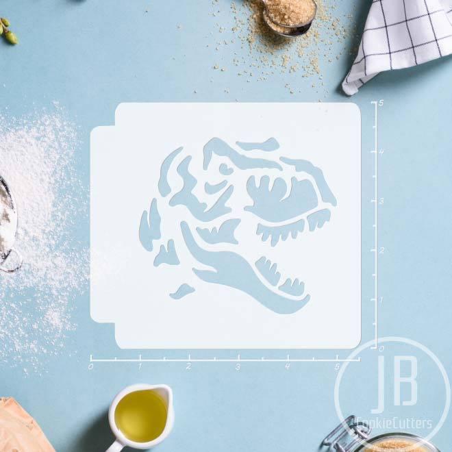 Dinosaur 783-707 Stencil - $3.50 - $28.00